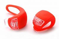 Купить Фара XC-108 пластик, задняя 2 светодиода, красный RLEXCHRD0003., И-0035139