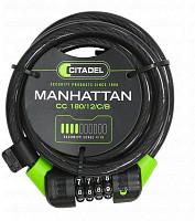 Купить Велозамок CITADEL Manhattan CC 180/12/C/B 730658 - СКИДКА 24%., И-0060899