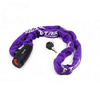 Купить Велозамок-цепь Trix GK105.109 1200 мм пурпурный., И-0064213