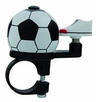 Купить Звонок с вертикальным курком M-WAVE Soccer., И-000009309