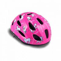 Купить Шлем AUTHOR Floppy 144 детский с сеточкой 16отв. розовый 48-52см 8-9090055 - СКИДКА 19%., И-0041855