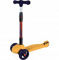 Купить Самокат MAXISCOO Baby Delux 3х колесный, свет.колеса - СКИДКА 34%., И-0058296