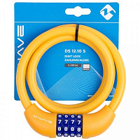 Купить Замок велосипедный противоугонный DS 12.10 S оранжевый M-WAVE кодовый - СКИДКА 4%., И-0066121