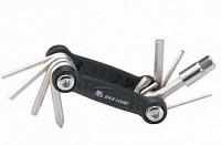 Купить Ключ складной BIKEHAND YC-286B (набор) - СКИДКА 23%., И-0015965