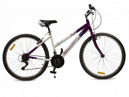 "Велосипед GRAVITY Aurora Lady Al 26"" 18ск 2015"