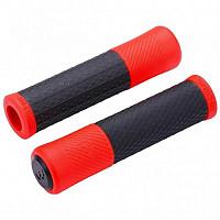 Купить Грипсы BBB Viper черный/красный BHG-97 - СКИДКА 17%., И-0058337