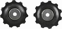 Купить Ролики заднего переключателя SHIMANO DEORE SLX 10ск RD-M593 Y5XU98030 - СКИДКА 15%., И-0018460