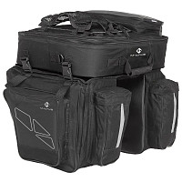 Купить Сумка штаны на багажник 3в1 M-WAVE - СКИДКА 4%., И-000006340