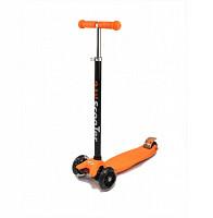 Купить Самокат детский, 4 колеса, оранжевый, 00-170073., И-0043818