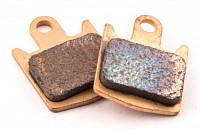 Купить Тормозные колодки для дисковых тормозов VX-855C CLARKS - СКИДКА 8%., И-0057395