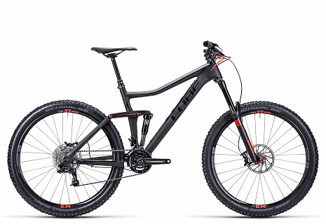 "Велосипед Cube Stereo 160 Super HPC Race 27.5"" 2015"