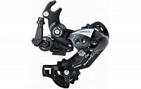 Купить Переключатель задний Shimano Tourney RD-TX55 крепление на ось ERDTX55B., И-000009988