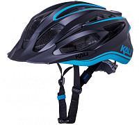 Купить Шлем TRAIL/MTB ALCHEMY 21 отв. Mat Blk/Blu S/M 54-58 черн-голуб. LDL, CF, KALI - СКИДКА 5%., И-0068298