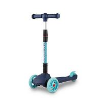 Купить Самокат MAXISCOO Baby Delux 3х колесный, светящиеся колеса 2021 - СКИДКА 15%., И-0075454
