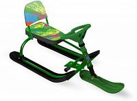 Купить Снегокат Twiny 1 (краски/зеленый каркас) - СКИДКА 50%., И-0062694