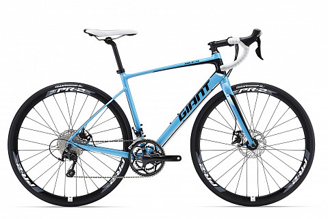 Велосипед Giant Defy 1 Disc 2016