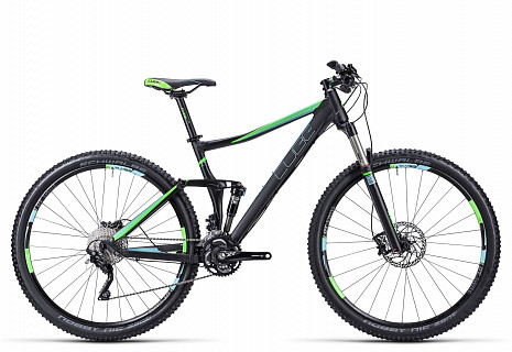 "Велосипед Cube Sting WLS 120 Race 27.5"" 2015"