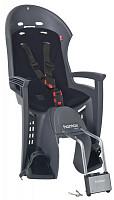 Купить Детское кресло HAMAX SMILEY W/LOCKABLE BRACKET серый/черный 552033., И-0019878