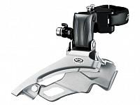 Купить Переключатель передний SHIMANO ALTUS, M371 универсальная тяга, универсальный хомут, 3X9 скорость, угол: 66-69 EFDM371X6 - СКИДКА 14%., И-0068161