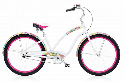 Велосипед Electra Cruiser Chroma 3i Ladies'
