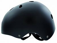 Купить Шлем 5-731184 универс/ВМХ/FREESTYLE 11отв.суперпрочн. 54-58см (10) матово-черный VENTURA - СКИДКА 26%., И-000003278