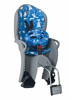 Купить Детское кресло HAMAX KISS SAFETY PACKAGE серый/синий 551088., И-0018499