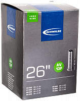 Купить Камера. 26 авто AV13F TR4 FREERIDE (54/) IB 40mm. SCHWALBE., И-0067614