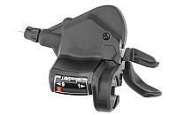 Купить Манетка правая Microshift TS39-9R 9-ти скорстная с тросом 2050 мм., И-0074960
