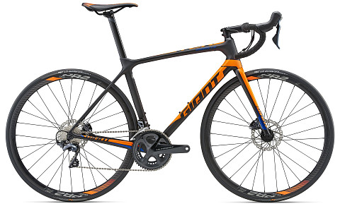 Велосипед Giant TCR Advanced 1 Disc 2018
