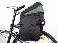 Купить Сумка AUTHOR на багажник Carry More LitePack20 б/съем. расклад. с плеч. ремнем V=20л черн.8-15000097., И-0036271