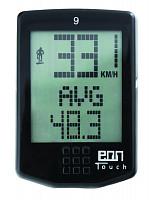 Купить Велокомпьютер EON TOUCH 9 ECHOWELL, функций, проводной, черный, 5-244610 - СКИДКА 15%., И-000008285