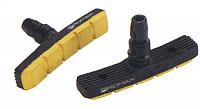 Купить Тормозные колодки цветные симетр. 70мм черно-желтые PROMAX - СКИДКА 16%., И-0038597