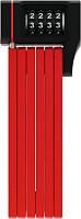Купить Велозамок ABUS складной,код.4-х разр,Bordo uGrip 5700C/80см с кроншт, класс защ.7/15, 830гр, красный - СКИДКА 12%., И-0074915