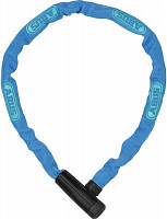 Купить Велозамок ABUS Steel-O-Chain 5805K/75см, цепь 5мм, ключ, голубой 724909 - СКИДКА 15%., ОПТ00000978