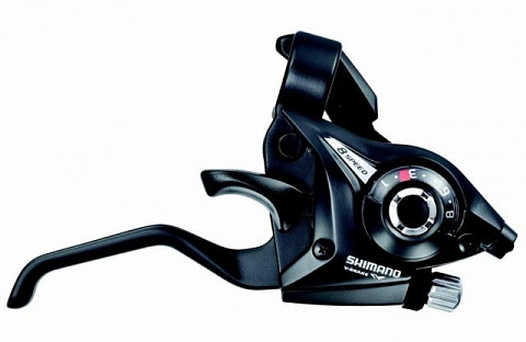 Манетка Shimano Altus EZ Fire Plus (7)