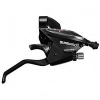 Купить Манетка комбинированная с тормозной ручкой Shimano Tourney EF510, правая, 8 скоростей., И-0043383