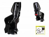 Купить Сидение заднее BELLELLI LOTUS Standard B-fix чёрное для ребёнка весом до 22 кг., И-0054722