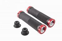 Купить Грипсы Vinca Sport H-G119r 129 мм черный., И-000012217
