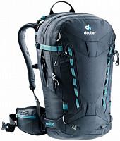 Купить Рюкзак DEUTER 2018-19 Freerider Pro 30 black 3303417/7000 - СКИДКА 14%., И-0055917