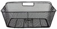 Купить Корзина 5-431545 задняя увелич. р-р сталь на багажник с ручкой (20) черная., И-000005482