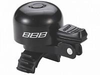Купить Звонок BBB Loud & Clear Deluxe BBB-15 black., И-0026079