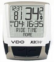 Купить Велокомпьютер VDO X3 DW беспроводной., И-000001154