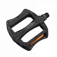 Купить Педали Wellgo B123 широкие ось Cr-Mo 288г черные пластиковые 6-14123 - СКИДКА 54%., И-0018471