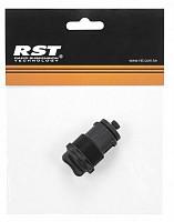 Купить Вилка RST BLAZE 1-0906 регул-р жесткости д/ноги 30мм для al series пластик черный., И-0036523