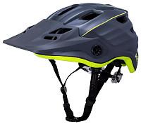 Купить Шлем ENDURO/MTB MAYA2.0 REVOLT Mat Tnm/Fluo Ylw 12отв. KALI - СКИДКА 6%., И-0060504