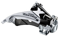 Купить Переключатель передний Shimano Tourney TY710, 7/8 скорость, для 48T EFDTY710TSX6 - СКИДКА 2%., И-0068166
