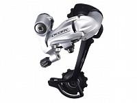 Купить SHIMANO Переключатель задний, RD-M591-SGS DEORE, 9 скоростей, серебристый., И-0054808
