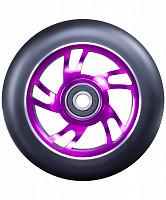 Купить Колесо для трюкового самоката 100мм XAOS Fusion Purple., И-0068909