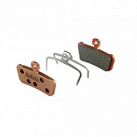 Купить Тормозные колодки A2Z Avid X 0 Trail 4-piston gold., И-0015916
