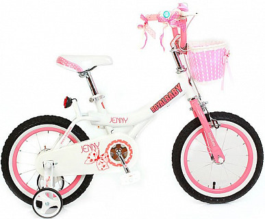 Велосипед Royal Baby Princess Jenny Girl Steel 14""